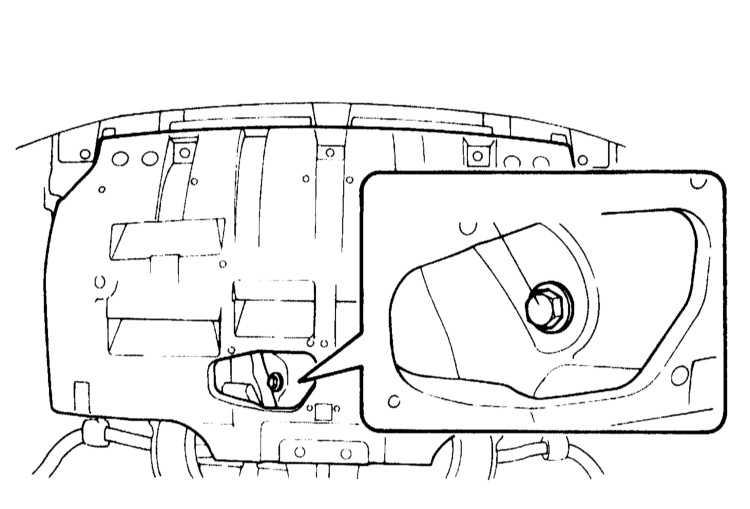 Замена двигательного масла и масляного фильтра Subaru Forester