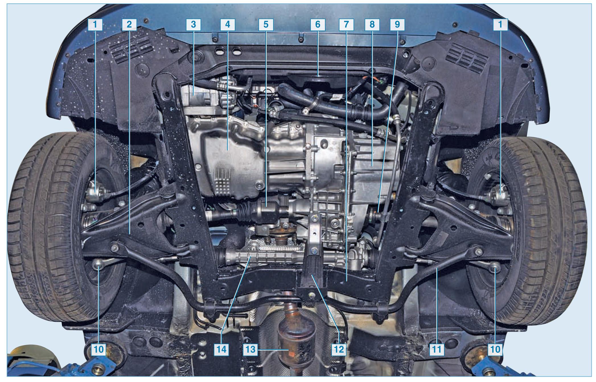 Двигатель Рено Логан 1.4: ресурс, мощность, неисправности