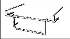 Геометрические размеры кузова RENAULT