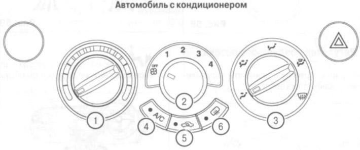 Не работает печка (Шевроле Авео): возможные причины и способы устранения