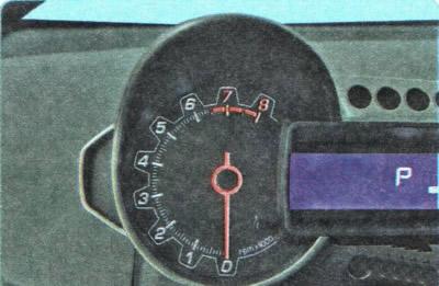 Как посмотреть температуру двигателя на шевроле авео 2012