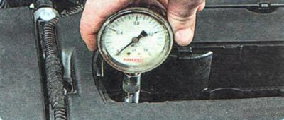 Проверка компрессии в цилиндрах | Силовой агрегат | Руководство Chevrolet