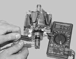 Разборка, дефектовка и сборка генератора Iskra УАЗ 31519
