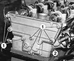 Разборка, ремонт и сборка головки блока цилиндров УАЗ 31519