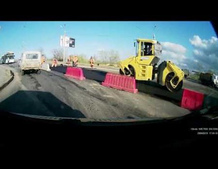Embedded thumbnail for ДТП на шоссе Авиаторов