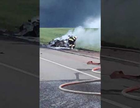 Embedded thumbnail for Водитель автомобиля «Mazda 6» погиб в Тамбове