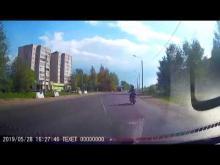 Embedded thumbnail for Погоня за пьяным мотоциклистом в Костроме