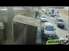 Embedded thumbnail for ДТП во Владивостоке
