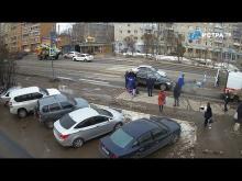 Embedded thumbnail for В Истре женщина упала под колеса