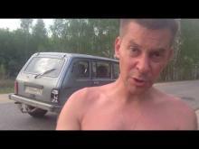 Embedded thumbnail for Пьяный десантник въехал в Ниву
