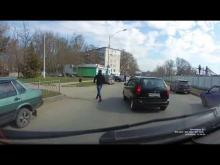 Embedded thumbnail for ДТП в Керчи при обгоне
