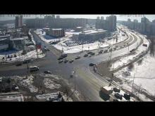Embedded thumbnail for ДТП на Братьев Кашириных в Челябинске
