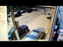 Embedded thumbnail for В Одессе автомобиль сбил пешехода