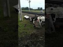 Embedded thumbnail for В Амурской области в ДТП с участием автомобиля и поезда погибла 16-летняя девушка