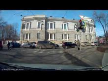 Embedded thumbnail for ДТП на Загородном в Петербурге