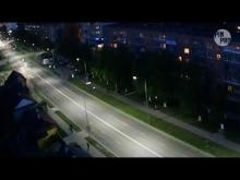 Embedded thumbnail for ДТП в Пинске с байкером