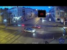 Embedded thumbnail for Одесса. Попал ДТП и скрылся
