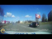 Embedded thumbnail for Пьяный водитель в Гродно