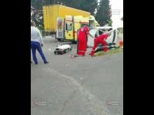 Embedded thumbnail for Два человека погибли в ДТП на трассе «Джубга— Сочи»