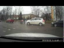 Embedded thumbnail for ВИванов-Франковске сбили женщину