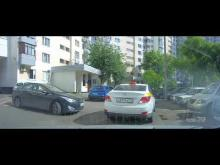 Embedded thumbnail for Таксист попал в ДТП