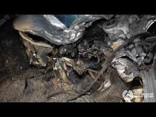Embedded thumbnail for 23-летний житель Челябинской области погиб на трассе М-5 в Башкирии