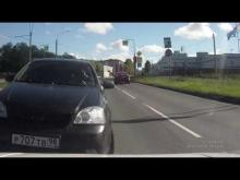 Embedded thumbnail for ДТП в Санкт-Петербурге