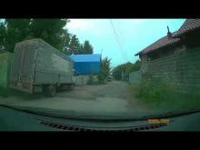 Embedded thumbnail for ДТП на улице Волочаевской