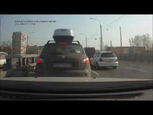 Embedded thumbnail for ДТП на Пискаревском проспекте